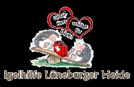 Igel Hilfe Lüneburger Heide